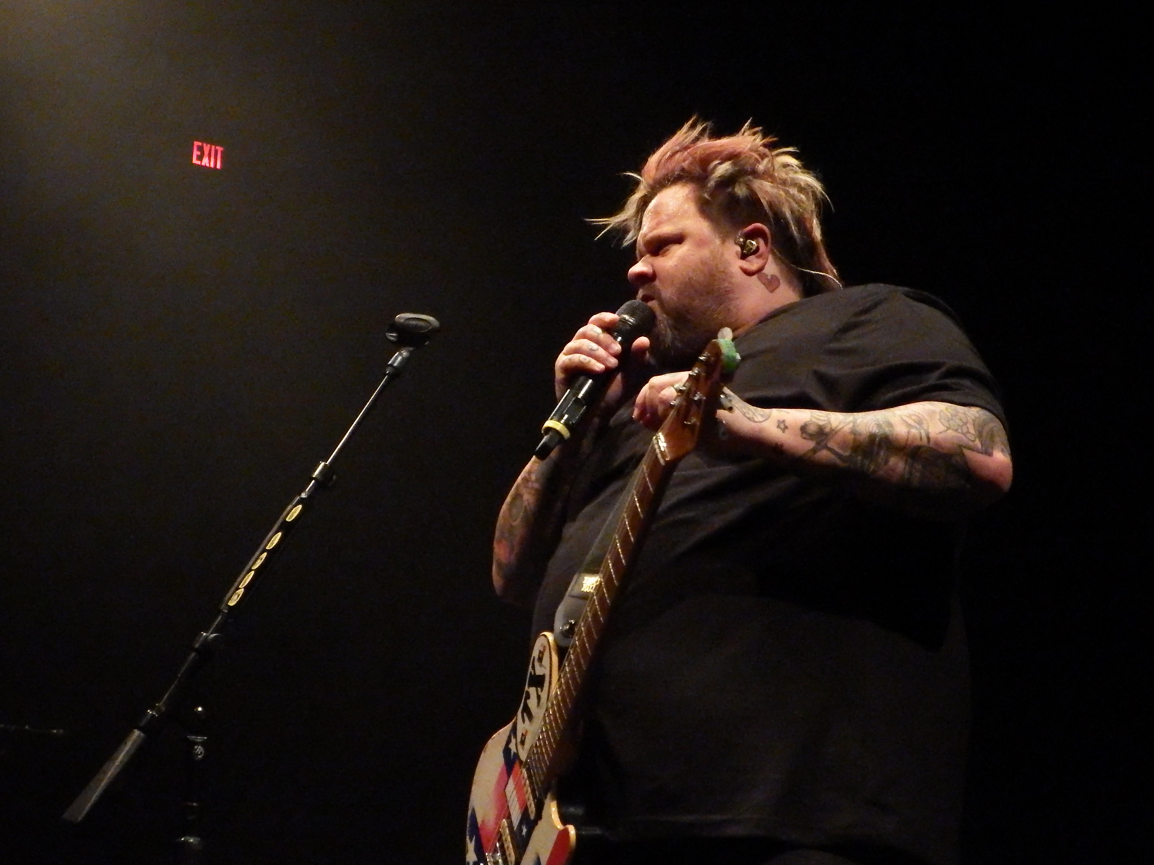 Jaret Reddick of Bowling for Soup