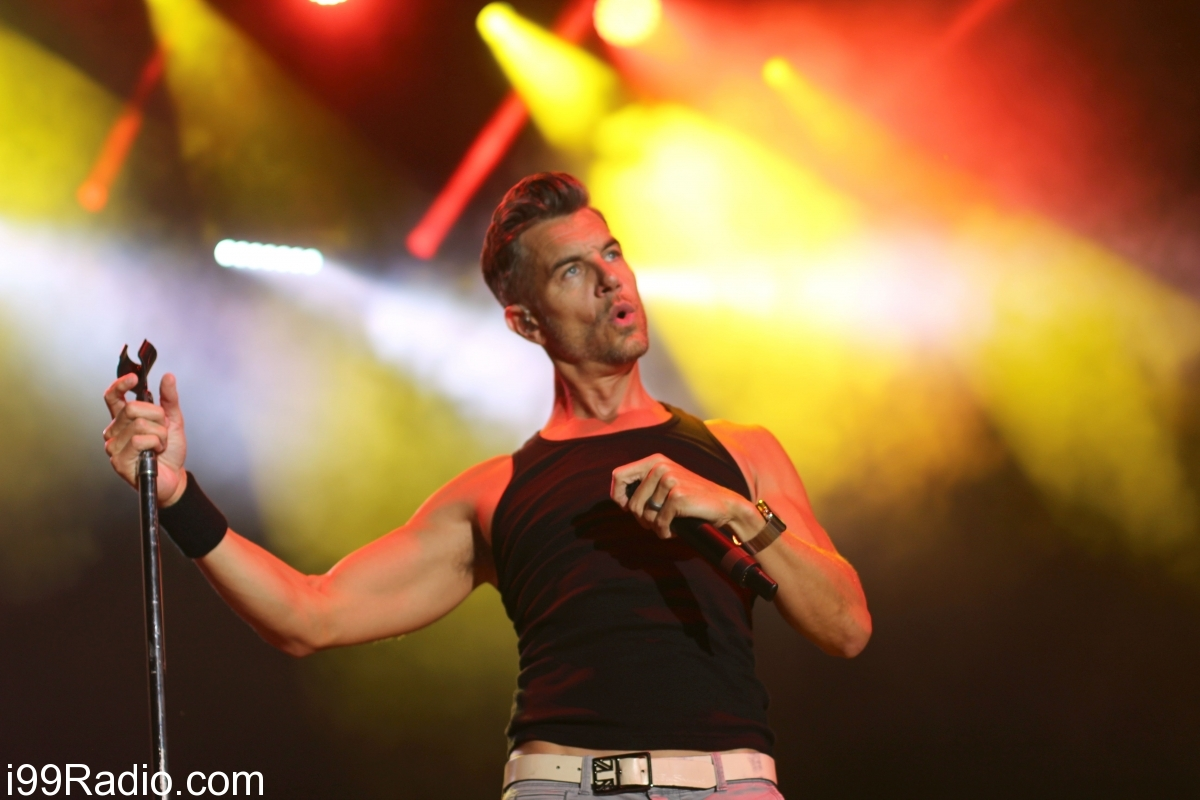 311 @ Festival Pier in Philadelphia on 8/10Photo by Ryan Smith