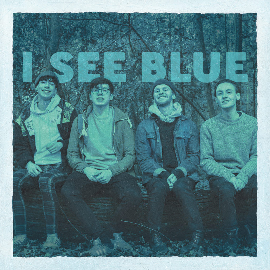 I See Blue EP cover