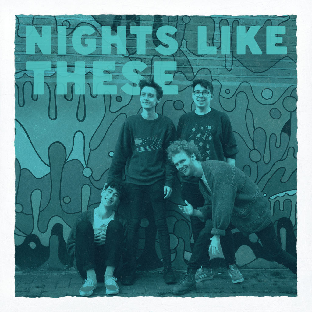 """""""Nights Like These"""" single cover art"""