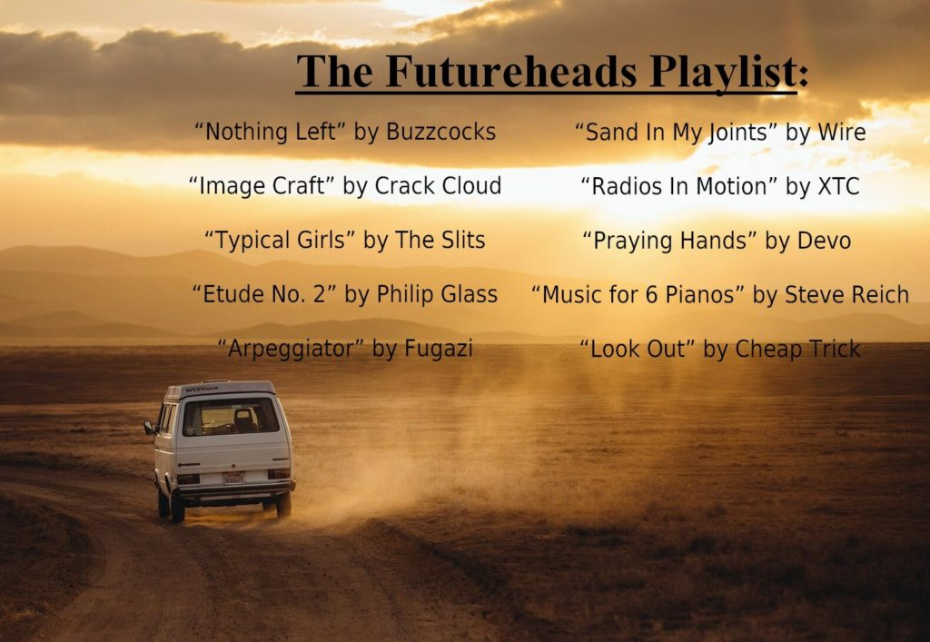 Roadtrip Playlist The Futureheads